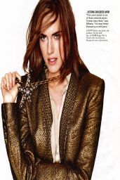 Allison Williams - Glamour Magazine (US) March 2014 Issue