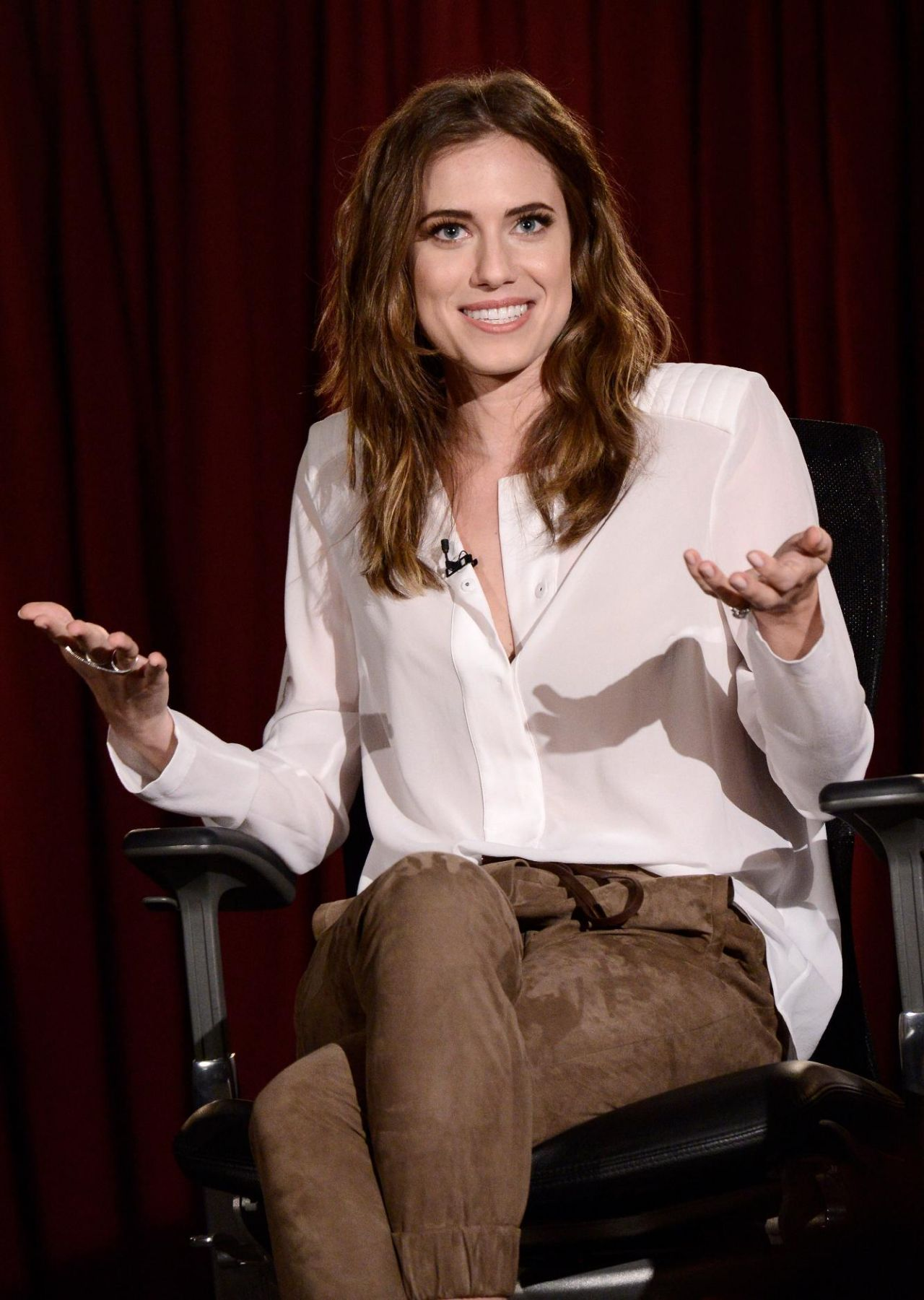 Allison Williams - The Television Academy Presents An Evening With