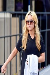Amanda Bynes Casual Style - at the Regency Theatre in Los Angeles, March 2014