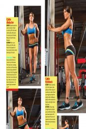 Amanda Latona - Oxygen Magazine (USA) April 2014 Issue