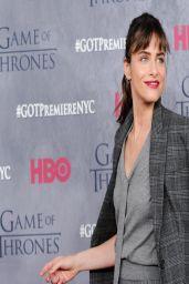Amanda Peet - 'Game of Thrones' Season 4 Premiere in New York City