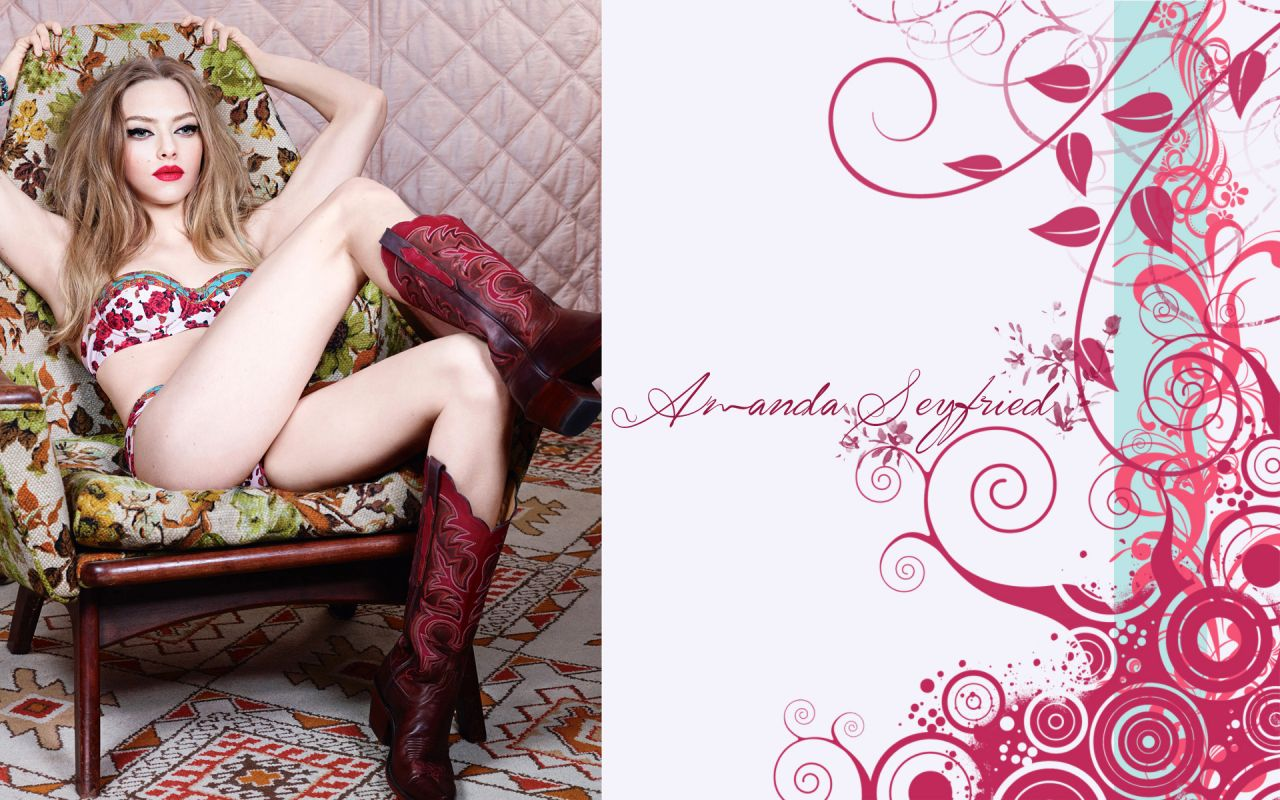 Hot amanda seyfried [EXCLUSIVE!] Amanda