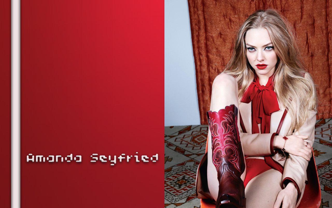 Amanda seyfried sex