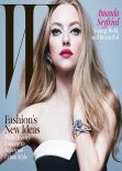 Amanda Seyfried - W Magazine - April 2014 Issue