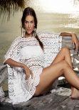 Amber Arbucci Photoshoot for Pily Q Resort Swimwear 2014