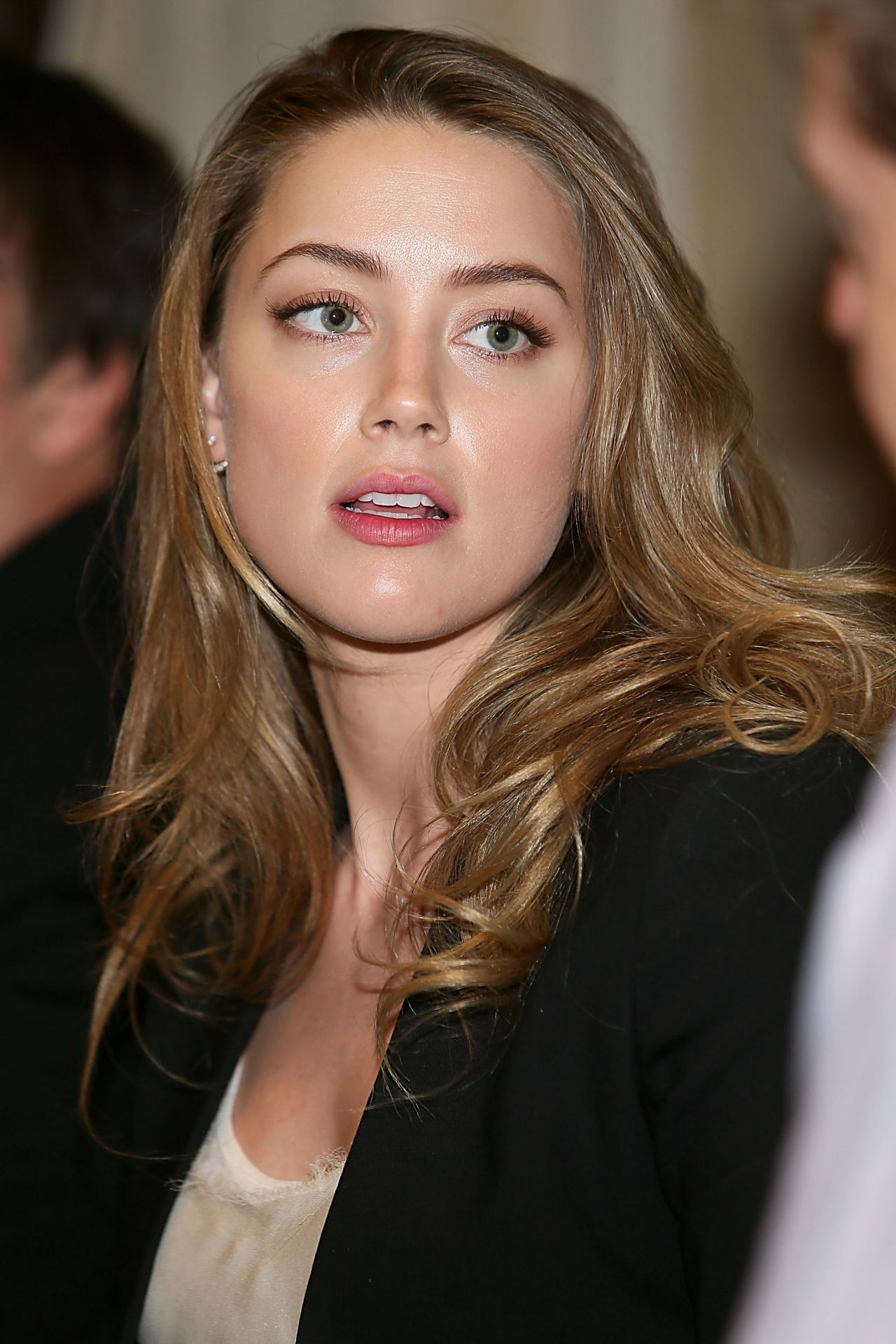 Amber Heard - 2014 Texas Film Awards Press Conference