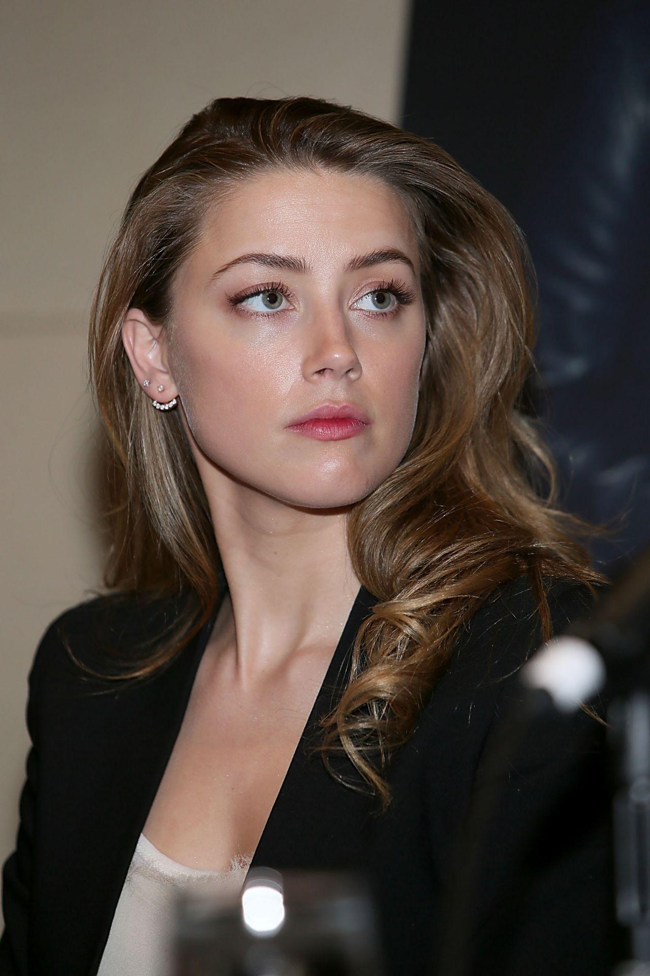 Amber Heard 2014 Texas Film Awards Press Conference