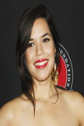 America Ferrera - 'Cesar Chavez' Premiere at TCL Chinese Theatre in Hollywood