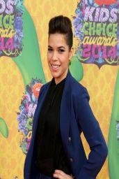 America Ferrera In Veronica Beard Separates - Nickelodeon's Kids' Choice Awards 2014