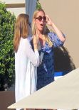 Amy Adams Bikini Candids - MGM Grand Resort and Casino in Vegas March 2014