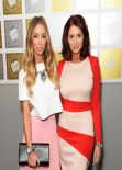 Amy Childs & Lauren Pope - TRIC awards 2014 in London