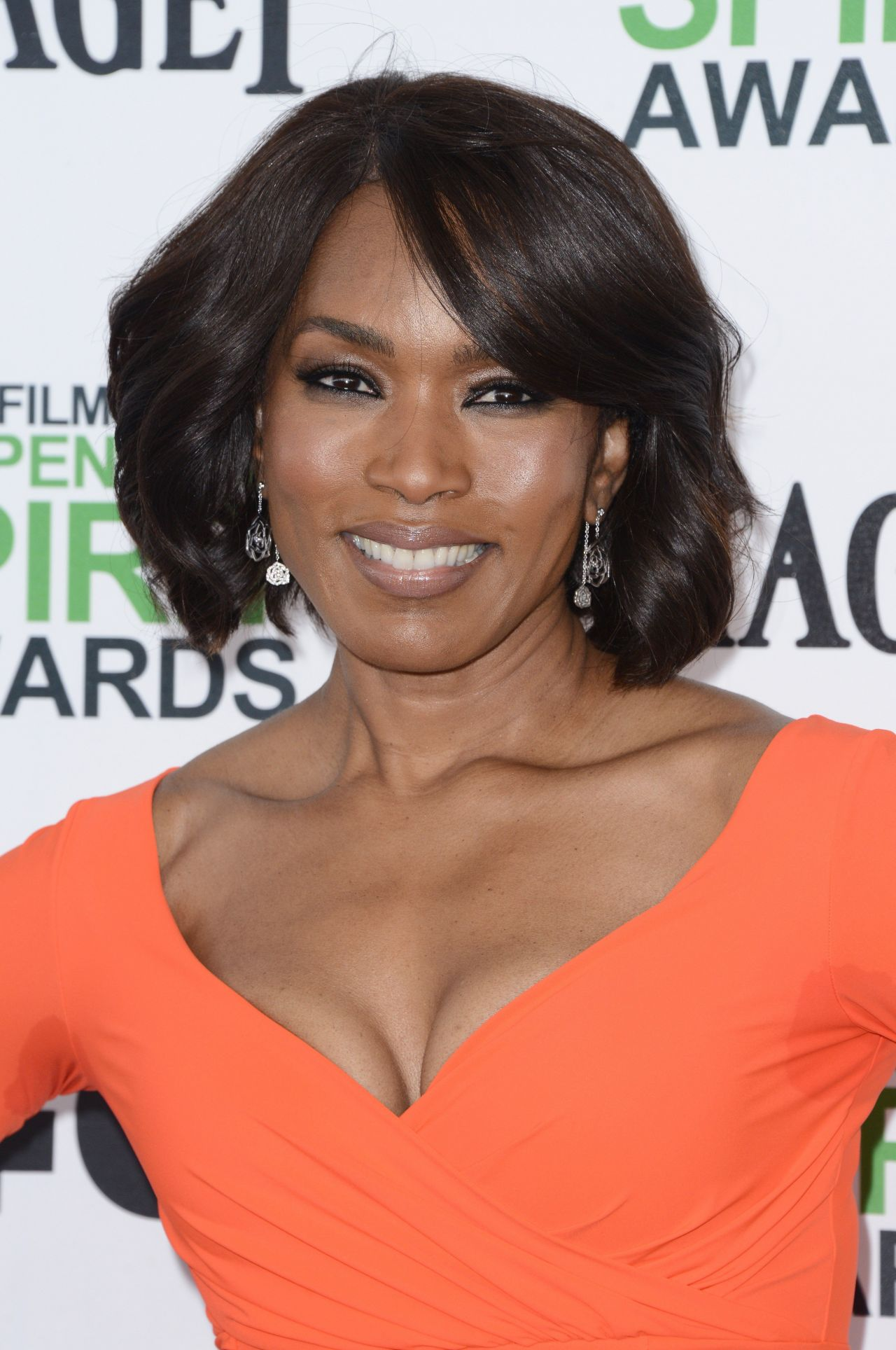 Angela Bassett 2014 Film Independent Spirit Awards