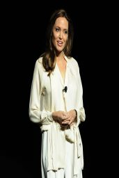 Angelina Jolie at CinemaCon 2014 in Las Vegas - March 2014