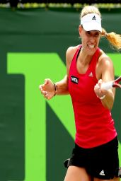 Angelique Kerber - Miami 2014 - Sony Ericsson Open
