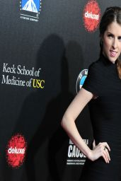 Anna Kendrick - 2014 Rebels With A Cause Gala in Hollywood