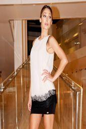 Anna Tatangelo - Sexy Testimonial for Coconuda - Spring/Summer 2014