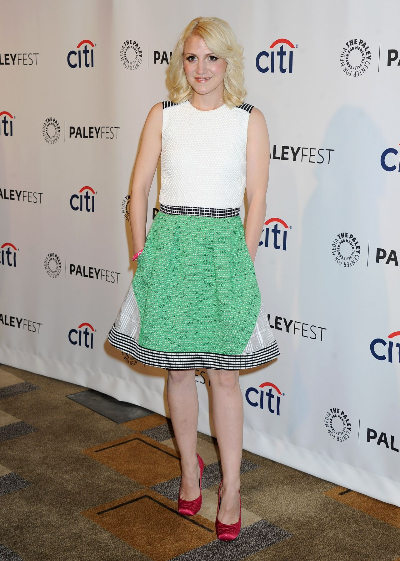 Annaleigh Ashford 2014 Paleyfest Masters Of Sex Tv