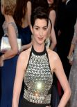 Anne Hathaway Wearing Gucci Gown - 2014 Oscars