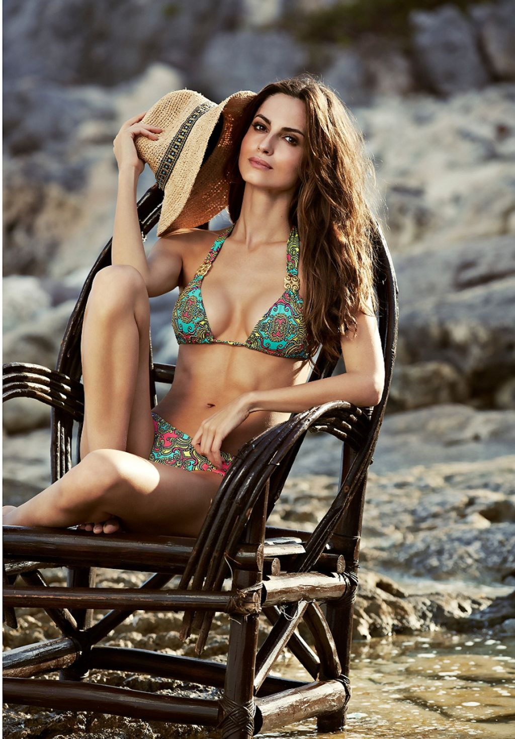Ariadne Artiles Ondademar Swimwear 2014