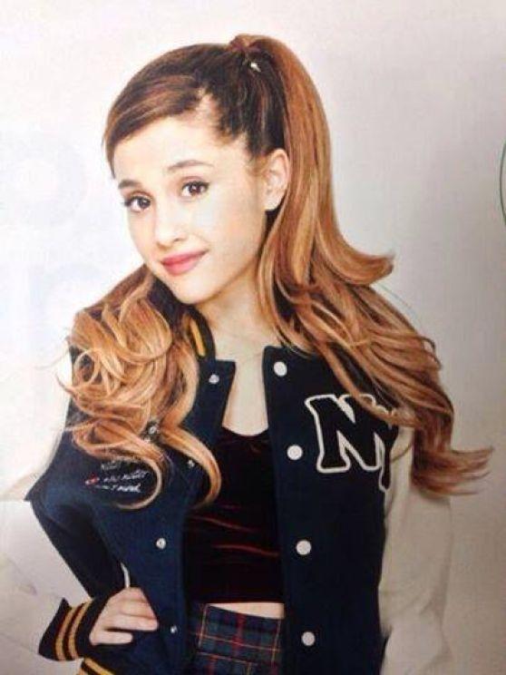 Ariana Grande InRock Magazine  Japan      March 15th 2014