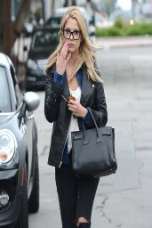 Ashley Benson Casual Style - Out in Los Angeles, March 2014