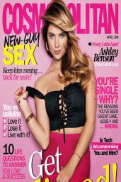 Ashley Benson - Cosmopolitan Magazine (South Africa) - April 2014 Cover