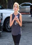 Ashley Benson Heads to the Gym in West Hollywood - March 2014