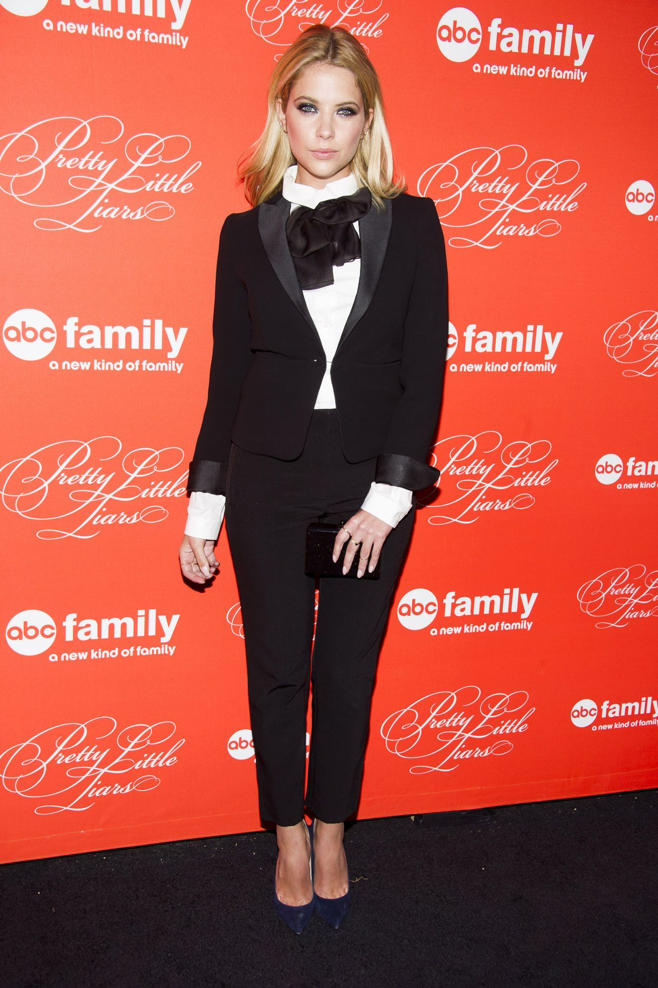 Ashley Benson - 'Pretty Little Liars' Season Finale Screening – March 2014