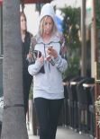 Ashley Benson Street Style - Out in Beverly Hills - March 2014