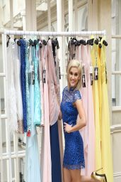 Ashley Roberts - Key Collection Clothing Line launch in London - March 2014