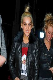 Ashley Roberts - Steam & Rye – London, March 2014