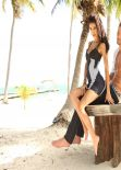 Ashley Sky - Buffalo David Bitton - Spring 2014 Campaign