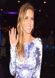 Audrina Patridge Attends Hard Rock Hotel Palm Springs Opening - March 2014