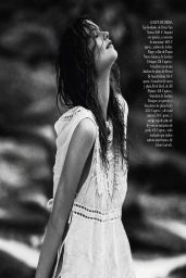 Behati Prinsloo - Vogue Magazine (Spain) April 2014 Issue