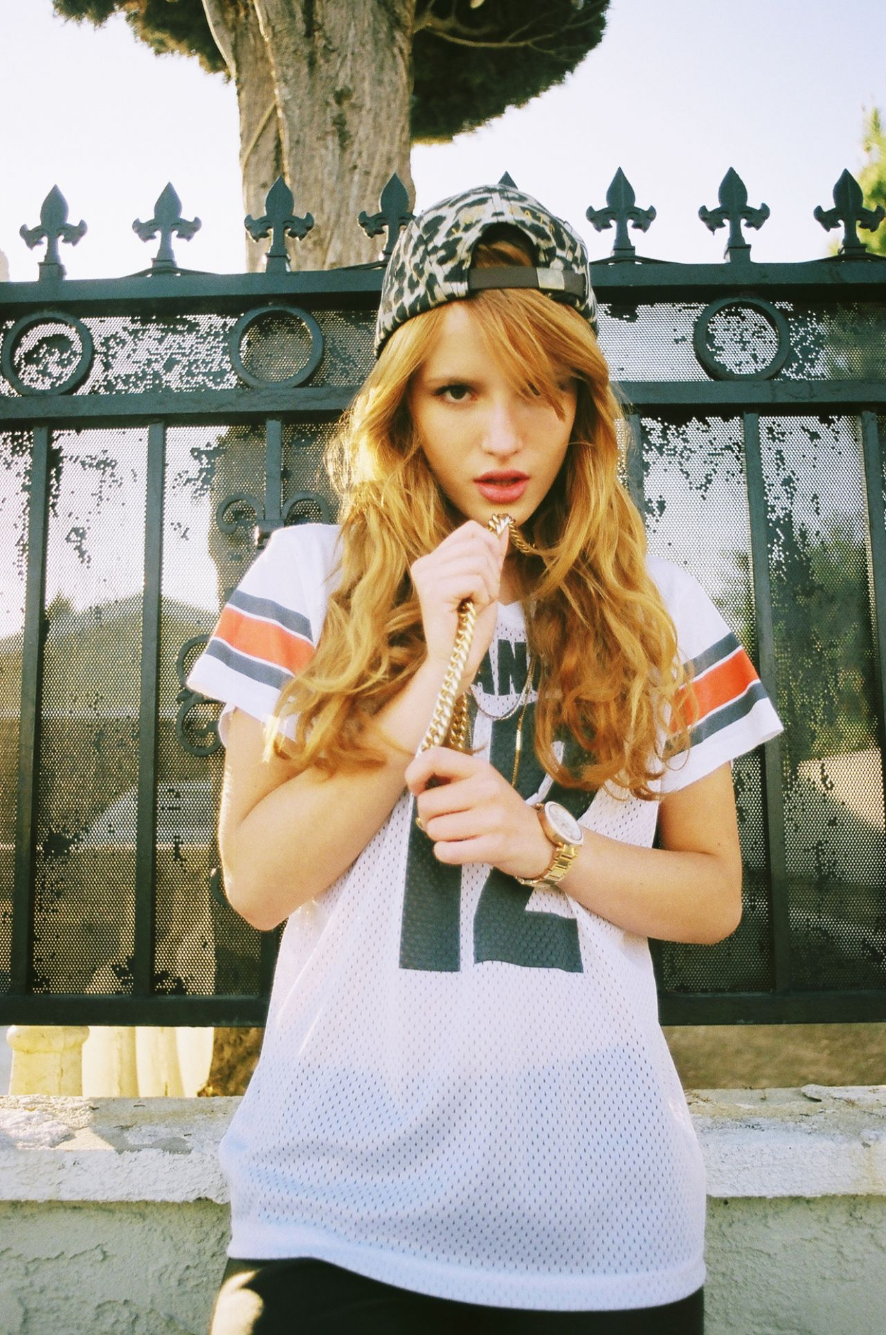 Bella Thorne 2014 Amber Asaly Photoshoot