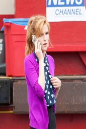 Bella Thorne - On The Wet Of a Movie - Los Angeles, March 2014