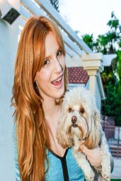 Bella Thorne - Photoshoot at Home (2014)
