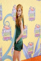 Bella Thorne Wearing Valentino - Kids' Choice Awards 2014