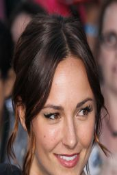 Briana Evigan at the