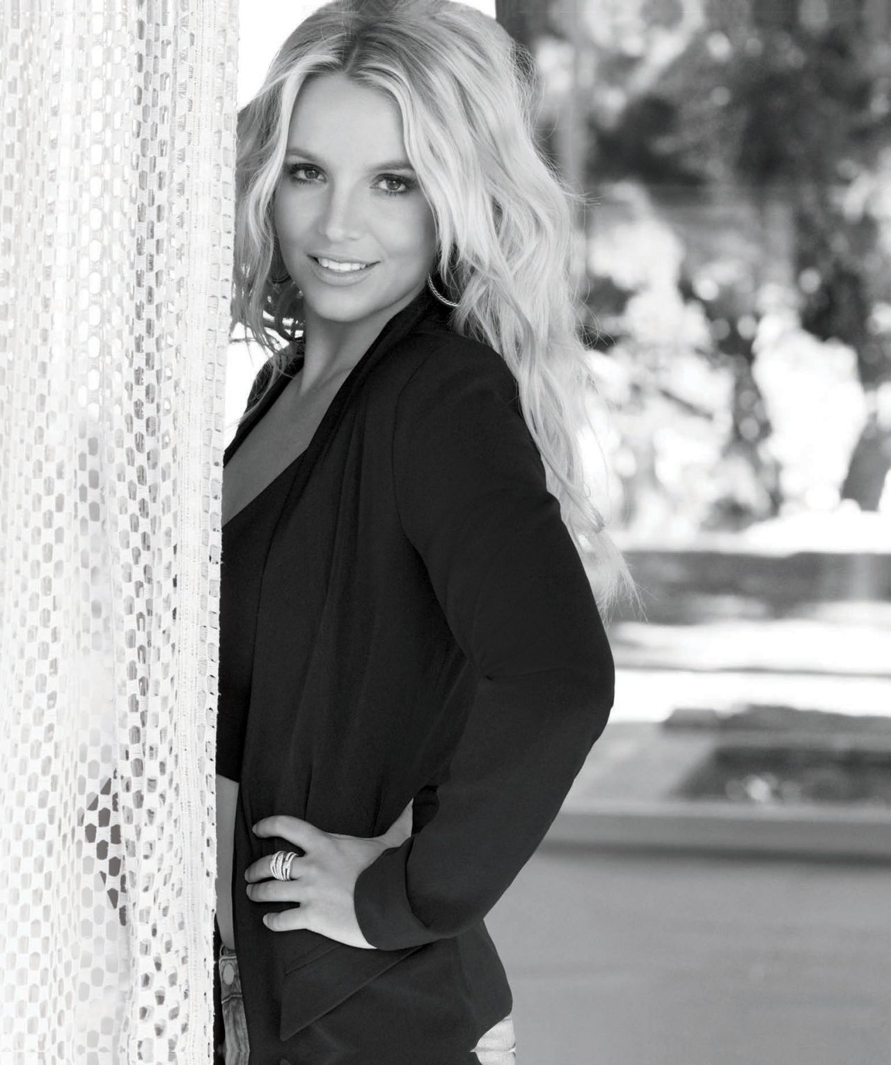 Britney Spears - Vegas Magazine (USA) - February 2014 Issue