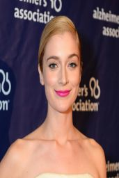 Caitlin Fitzgerald - 2014 'A Night At Sardi's' at The Beverly Hilton Hotel
