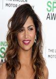 Camila Alves Wearing Juan Carlos Obando – 2014 Film Independent Spirit Awards