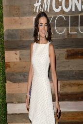 Camilla Belle at H&M Conscious Collection Dinner, March 2014