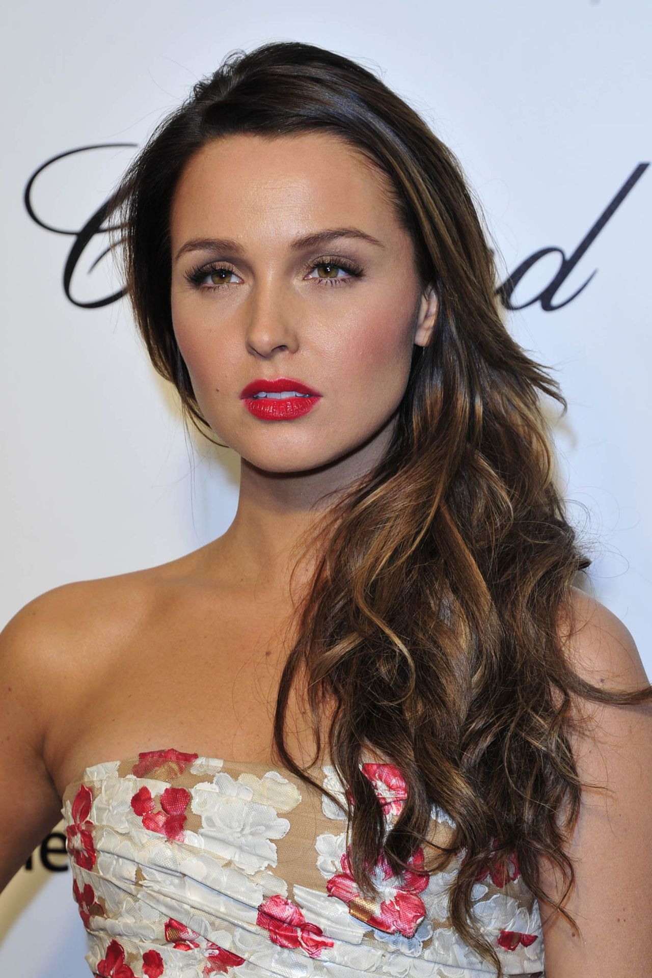 Camilla Luddington - 2014 Elton John Oscar Party