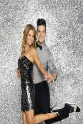 Candace Cameron Bure & Mark Ballas - Dancing with the Stars - Season 18 - Promo Photo