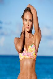 Candice Swanepoel – VS Launches 2014 New! Swim Collection (part 2)