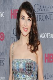 Carice van Houten - 'Game of Thrones' Season 4 Premiere in New York City