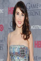 Carice van Houten - 'Game of Thrones' Season 4 Premiere in New York City