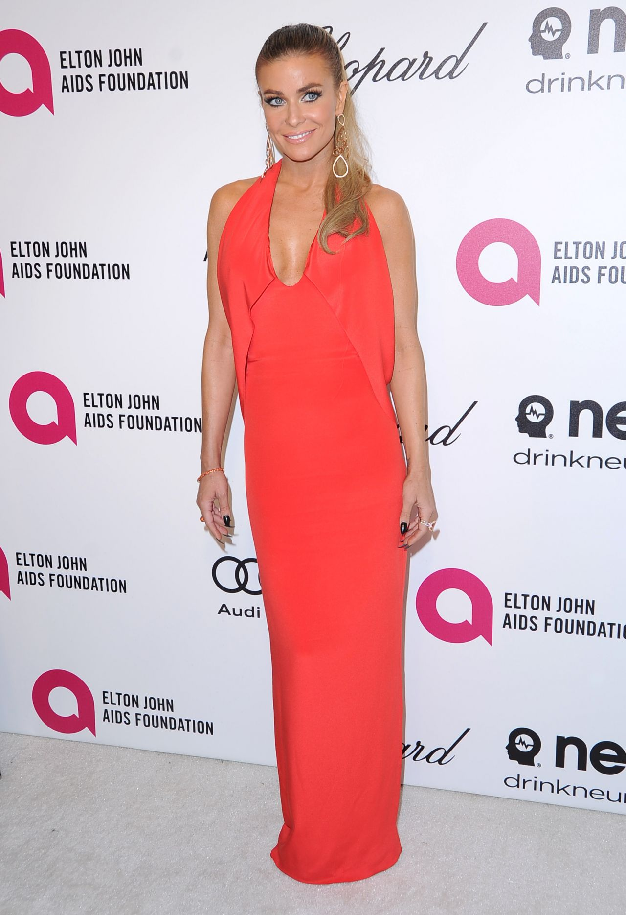 Carmen Electra - Elton John AIDS Foundation Academy Awards Viewing Party, March 2014