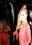 Carmen Electra Night Out Style - in Jeans at the Roxy Nightclub in LA